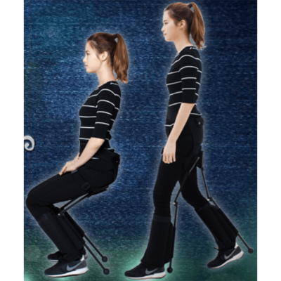 Wearable Chairless Chair Unicun