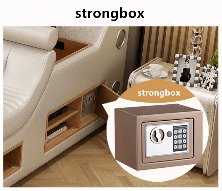 The Ultimate Smart Bed Strong Box