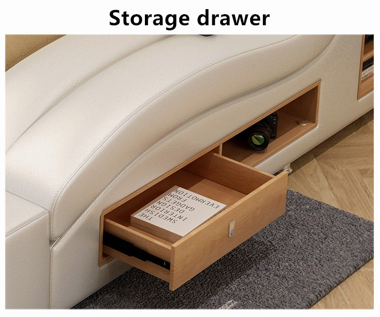 The Ultimate Smart Bed Storage Drawer