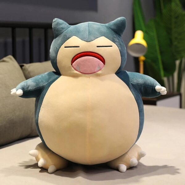 Angry Snorlax