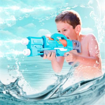 Kids' Double Outlet Water Gun Toy