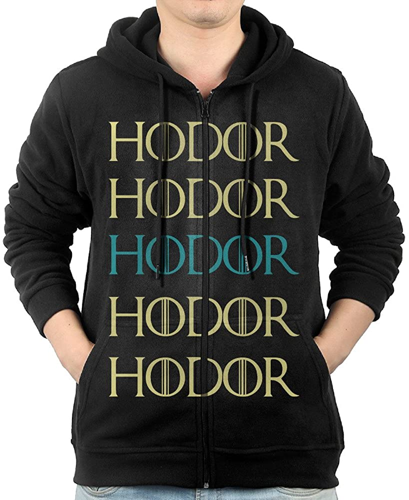 Hodor Game of Throne hoodies for guys