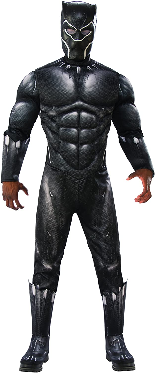 Black panther cosplay idea for guys