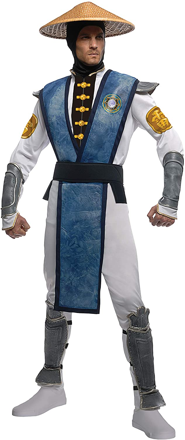 Lord Raiden cosplay idea for guys