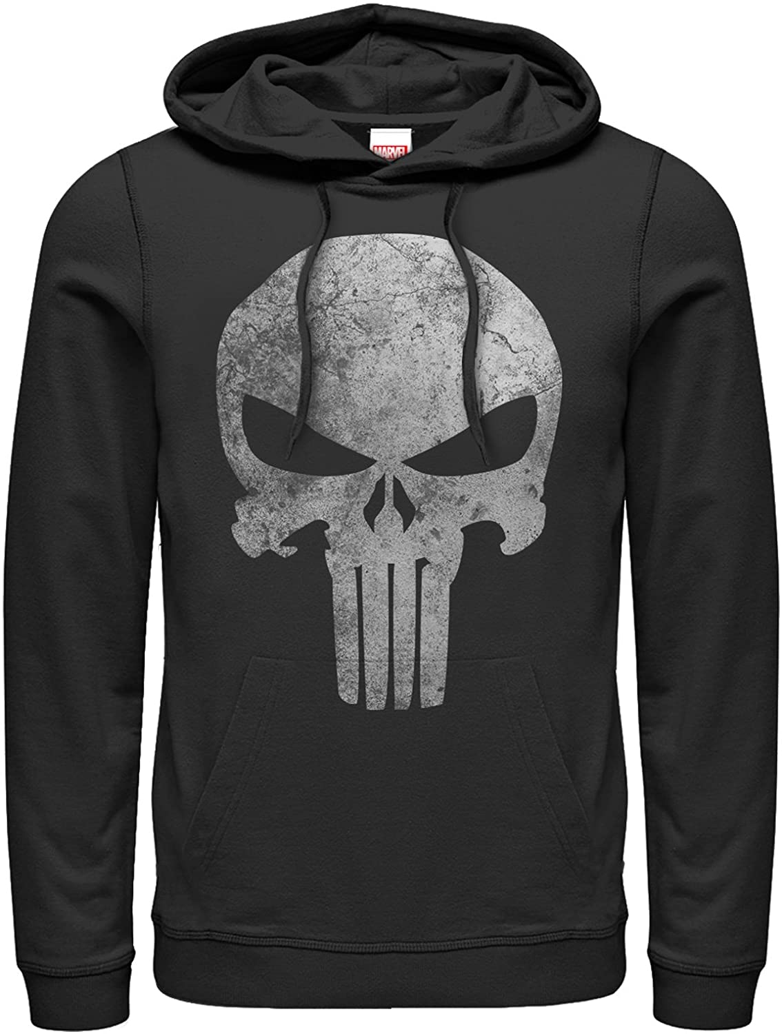 The punisher iconic skull hoodies for guys