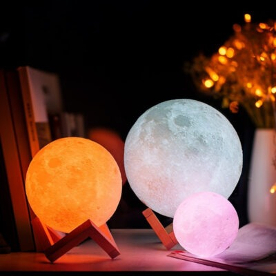 3D Moon Lamp special