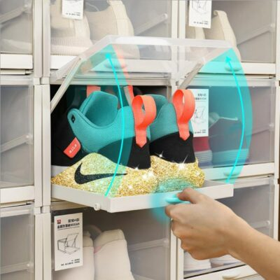 Stackable Shoe Storage Drawers