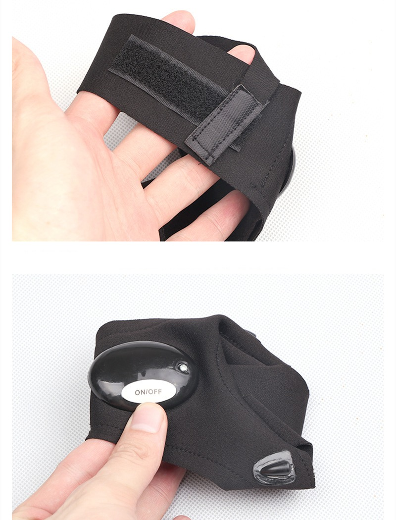 Handy Gloves with light