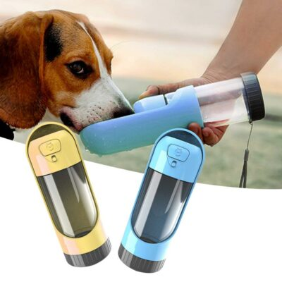 Travel Water Bottle for Pets