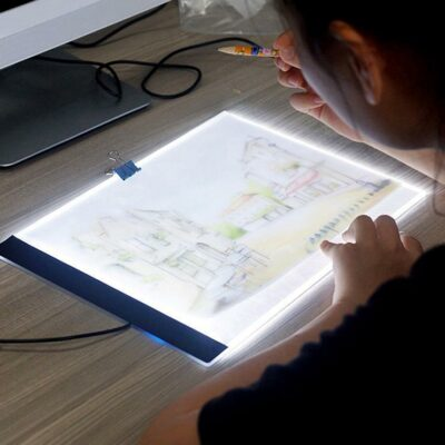 led-artist-tracing-table