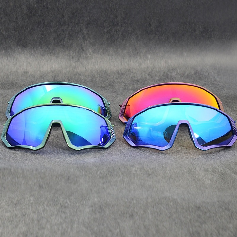 Polarized Sports And Cycling Goggles