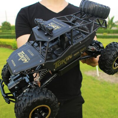 2.4GHz High Speed RC Trucks - All Versions Are 4WD And Perfect For Off-Roading
