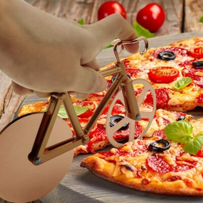 Bicycle Shaped Pizza Cutter 4