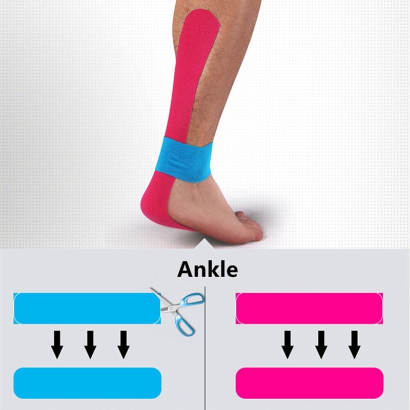 Kinesiology Muscles Pain-Relief Tape