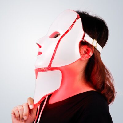 LED Facial Therapy Mask