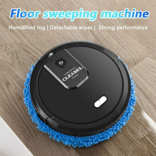 Robot Cleaner Mop and Vacuum 6