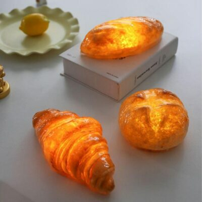 Bread Shaped Lamps 1