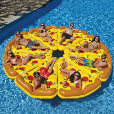 Inflatable Food Shaped Rafts (12)