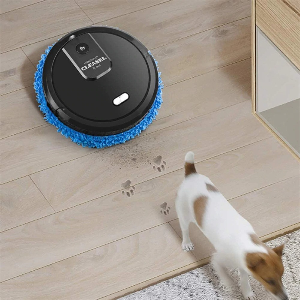 Robot Cleaner Mop and Vacuum (11)