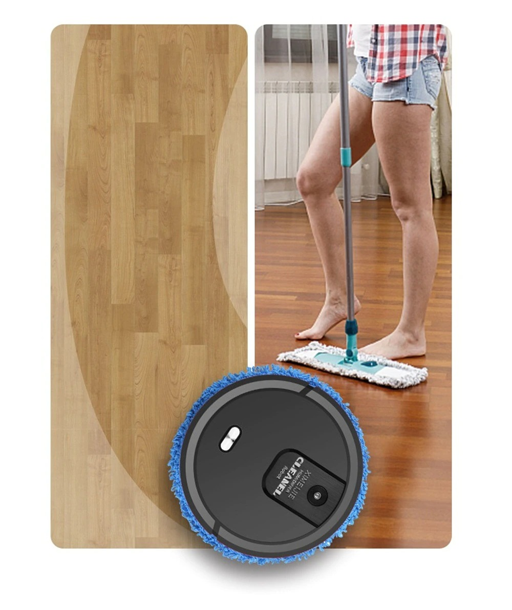 Robot Cleaner Mop and Vacuum (8)