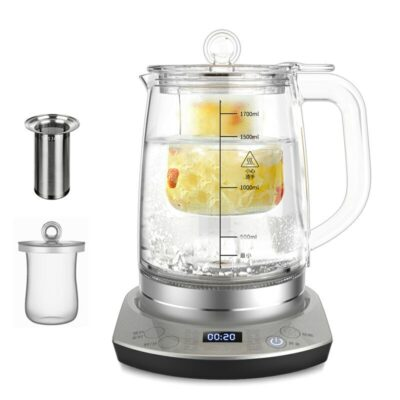 Thick Glass Electric Kettle 1