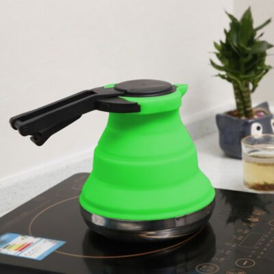 Collapsible Camping Kettle 1