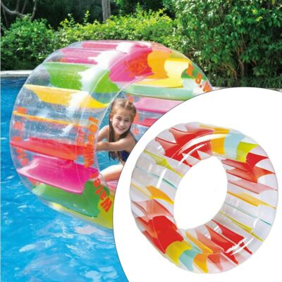 Giant Inflatable Water Wheel Roller 1