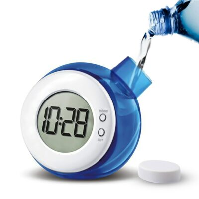 Eco-friendly Water Powered Clock 1