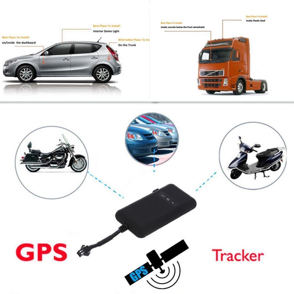Real Time GPS Car Tracker 4