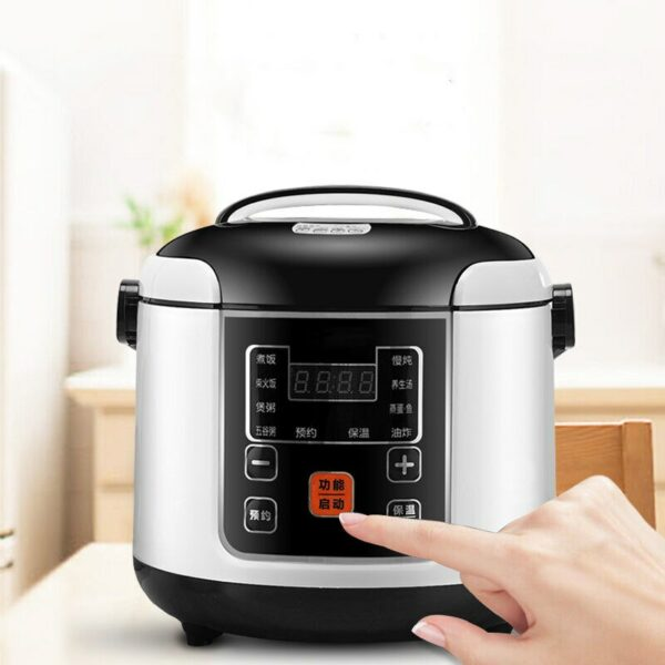 Mini Electric Rice Cooker — For Truck Drivers and Road Warriors 2