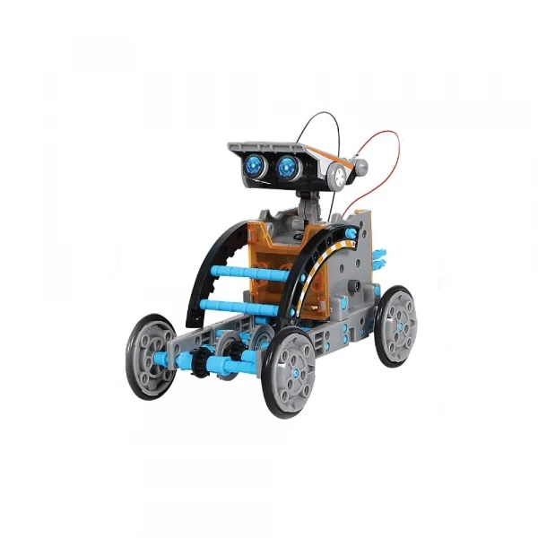 12-in-1 Solar Robotic Educational Toy 2