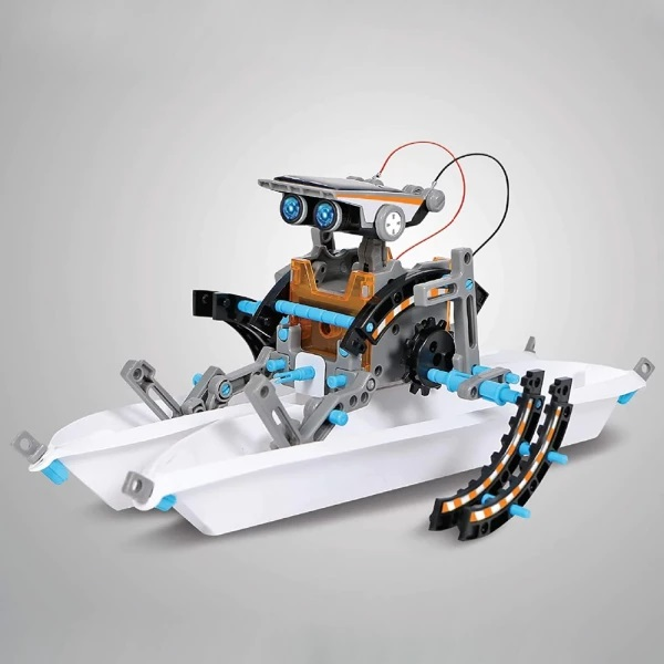 12-in-1 Solar Robotic Educational Toy 3