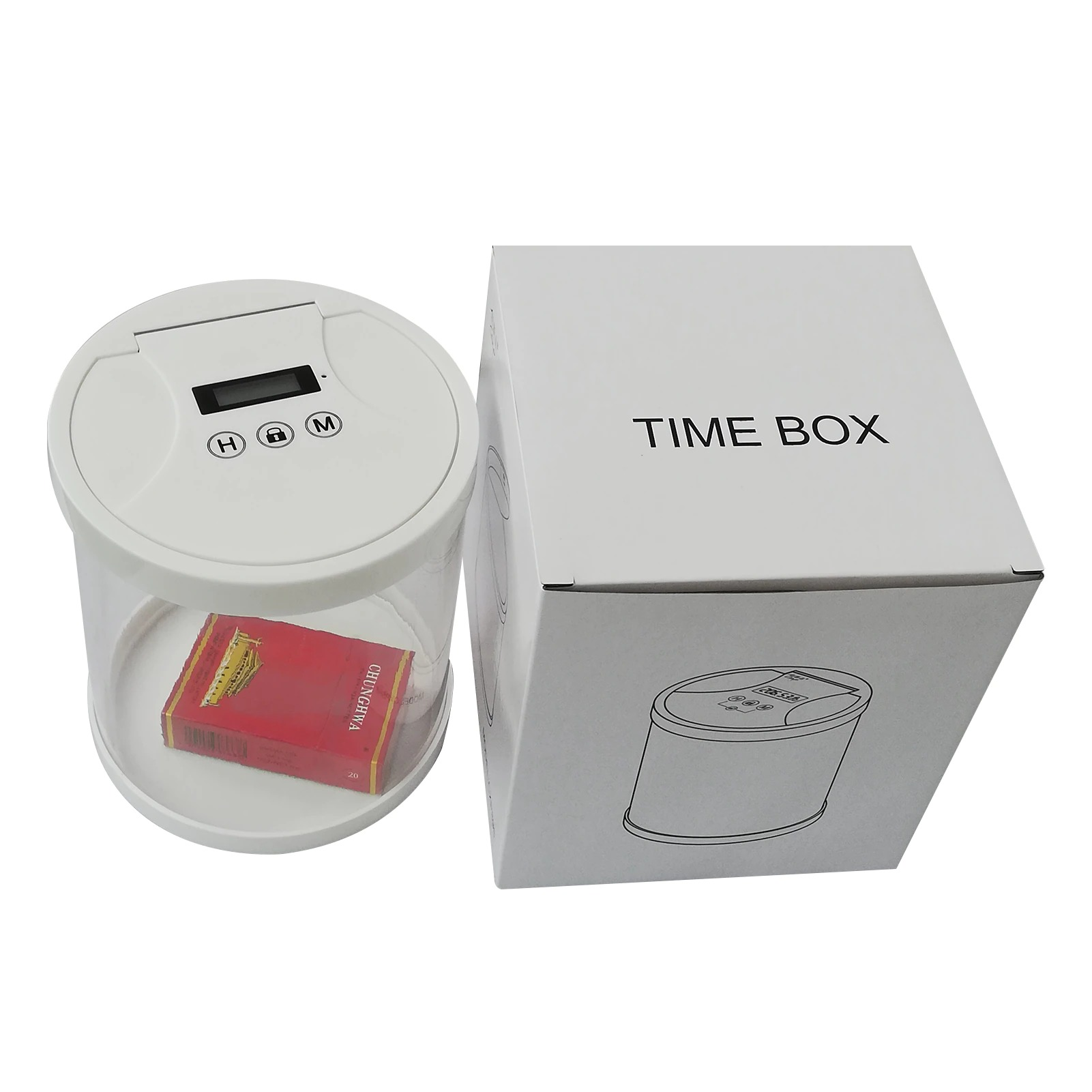 Timer Lock Container 7