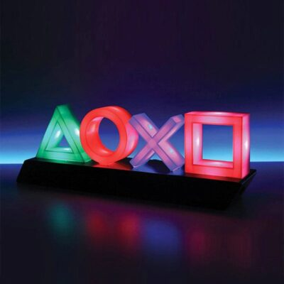 Voice-Controlled PlayStation Neon Lights (2)