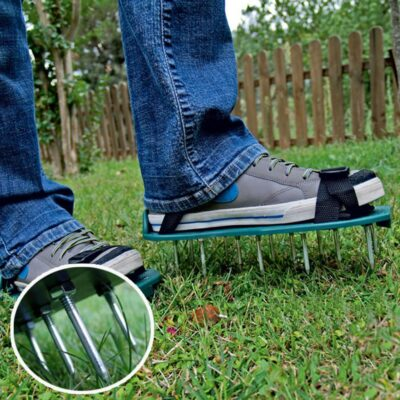 Spiked Garden Shoes 1