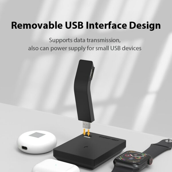 Modular 3-in-1 Wireless Charger 4