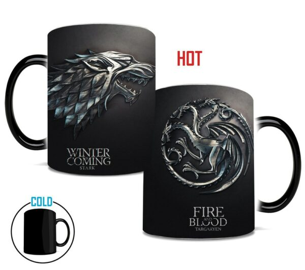 Heat Activated Color Changing Mug 3