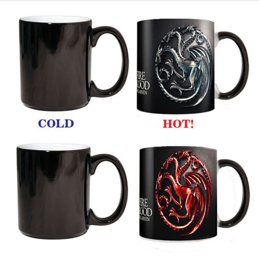 Heat Activated Color Changing Mug 1