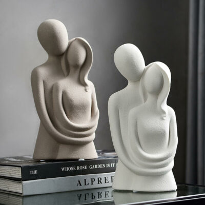 Nordic Abstract Figurine 1
