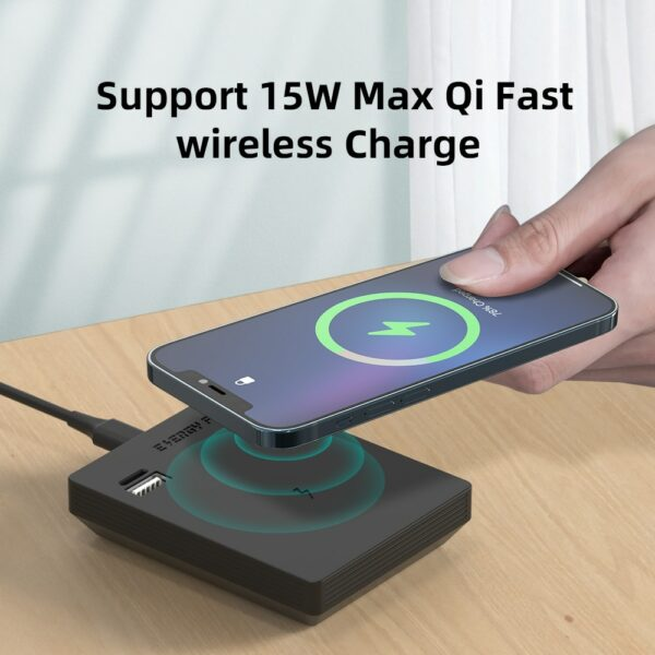 Modular 3-in-1 Wireless Charger 3
