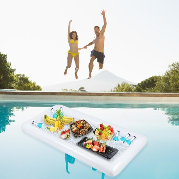 Inflatable Buffet Cooler Tray 2