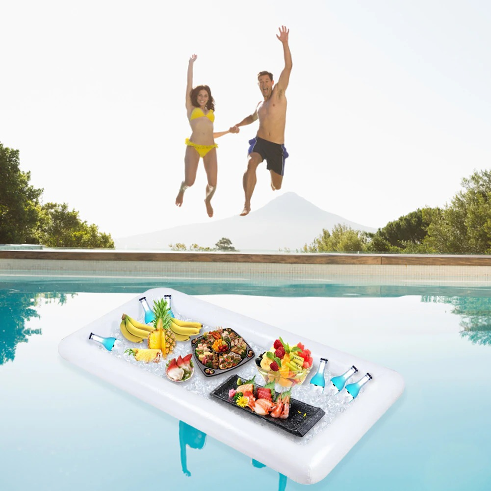 Inflatable Buffet Cooler Tray 8