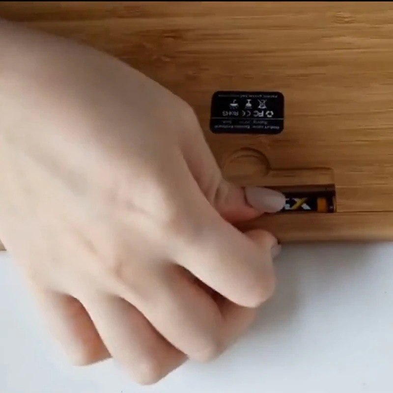 Wireless Bamboo Keyboard and Mouse (11)