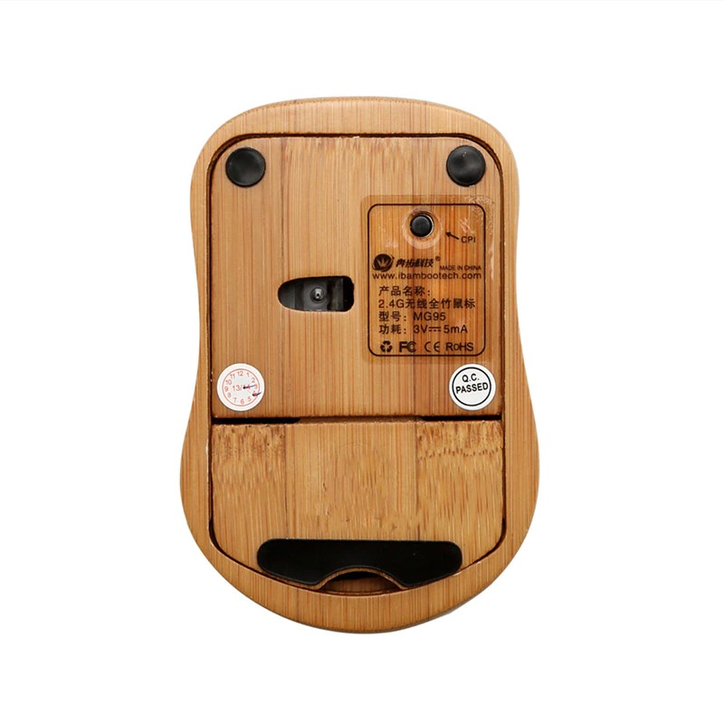 Wireless Bamboo Keyboard and Mouse (13)