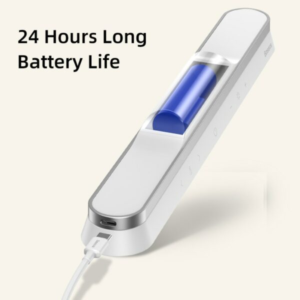 Battery Powered Magnetic LED Lamp 4