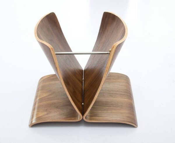 Nordic Style Butterfly Wooden Stool 4