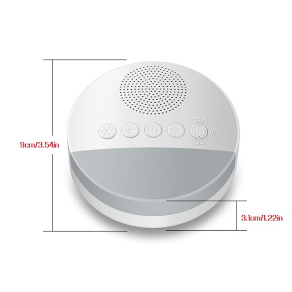 Rechargeable White Noise Machine 6