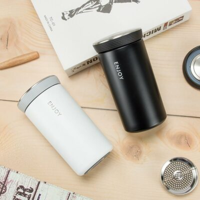 Stainless Steel Insulated Travel Cup 1