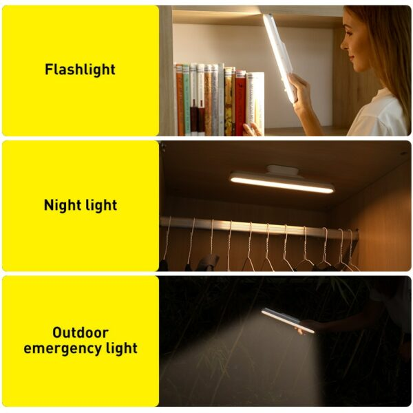 Battery Powered Magnetic LED Lamp 6