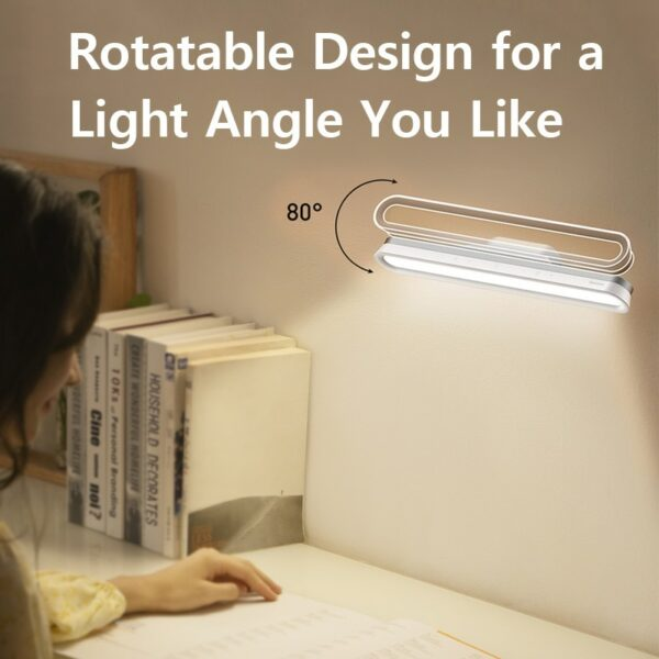 Battery Powered Magnetic LED Lamp 5